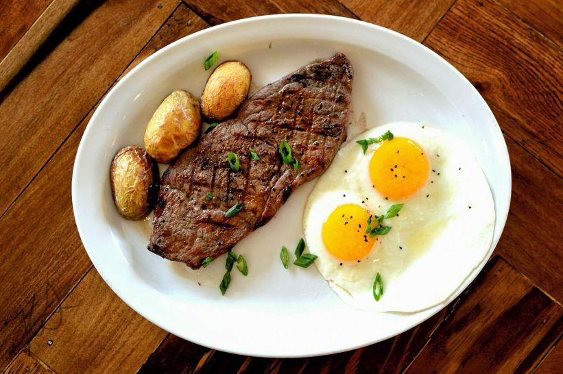 Steak&Egg